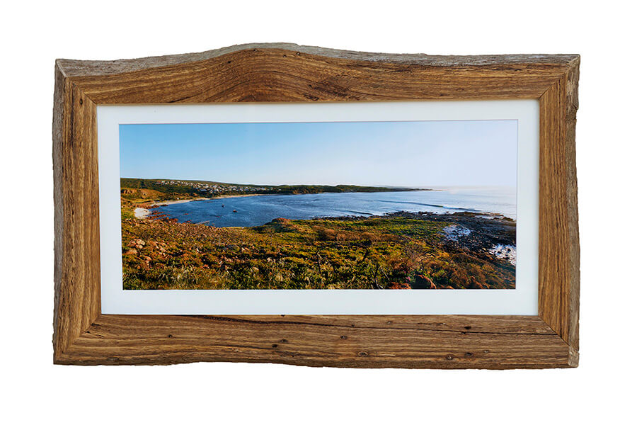 natural Edge Framing and Photography Bark Edge Frames